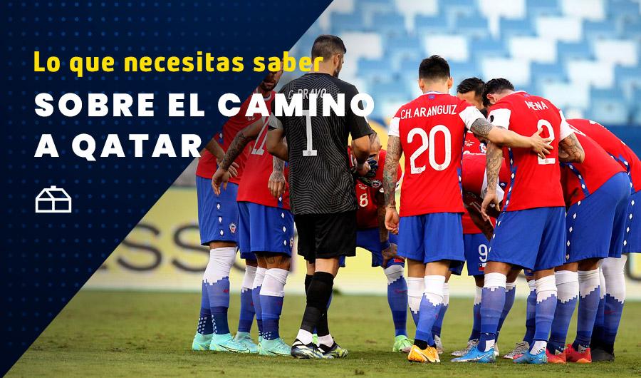 #VamosLaRoja : Una fecha triple que definirá la suerte de nuestra Selección