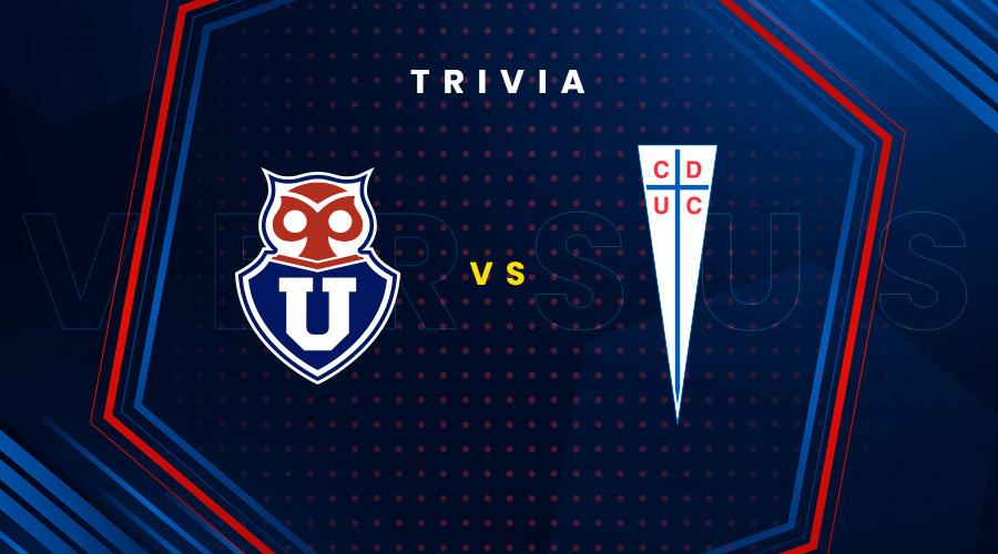 ¡Clásico Universidad Católica vs Universidad de Chile 2020!